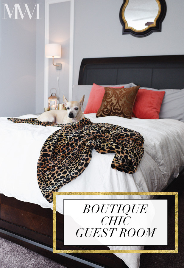Big Lots Bedroom Furniture Creating A Boutique Chic Guest Room with Big Lots Monica