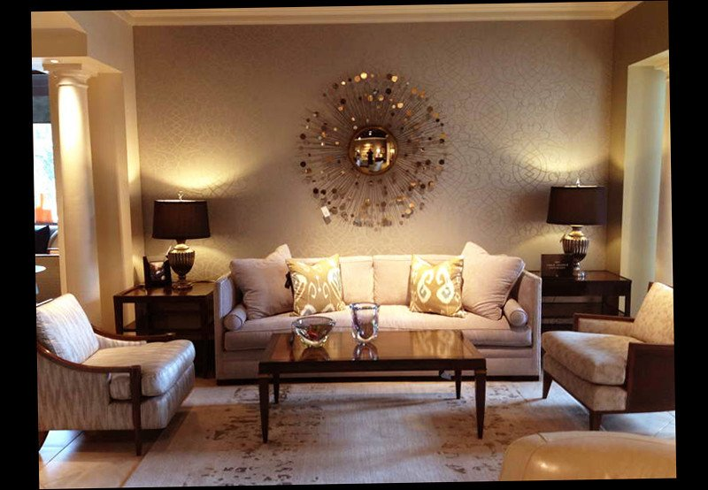 Big Wall Decor Living Room 42 Decorating Ideas for Open Living Room Ideas