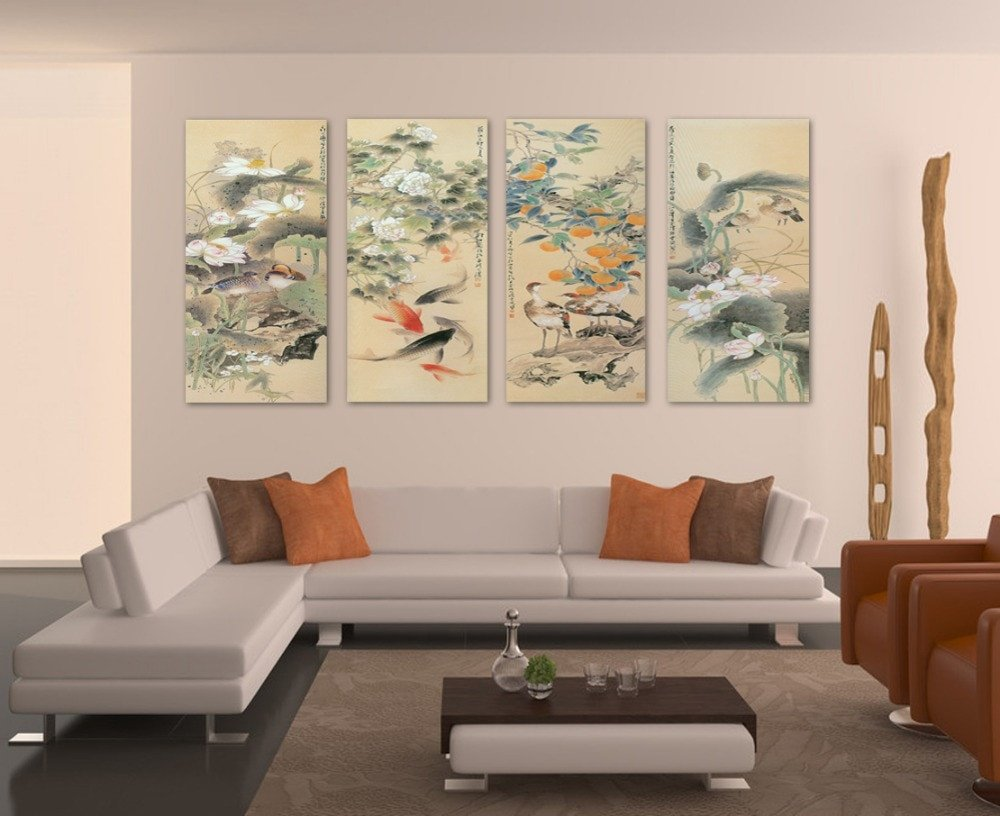 Big Wall Decor Living Room Aliexpress Buy 2016 Canvas Painting Cuadros