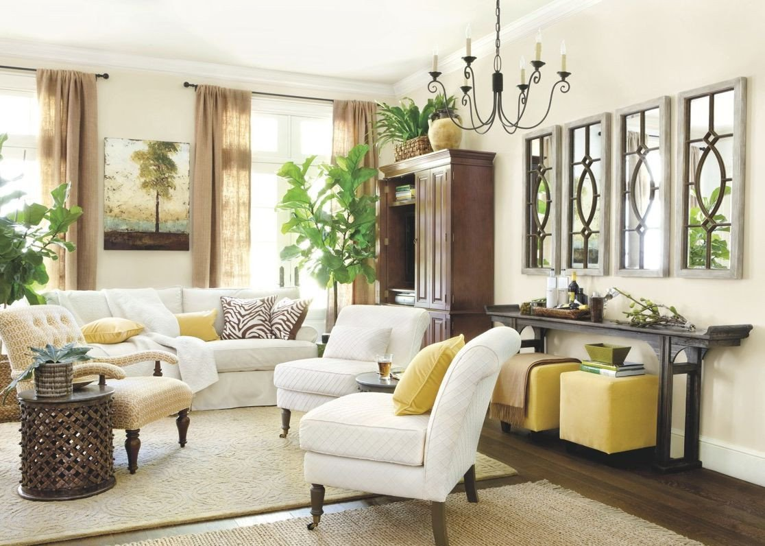 Big Wall Decor Living Room Tall Ceilings Wall Space Decorating