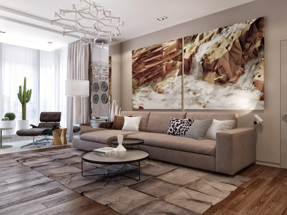 Big Wall Decor Living Room Wall Art for Living Rooms Ideas & Inspiration
