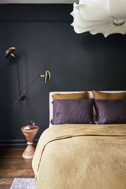 Black and Brown Bedroom 10 Stylish Black Bedroom Ideas How to Decorate A Black Bedroom
