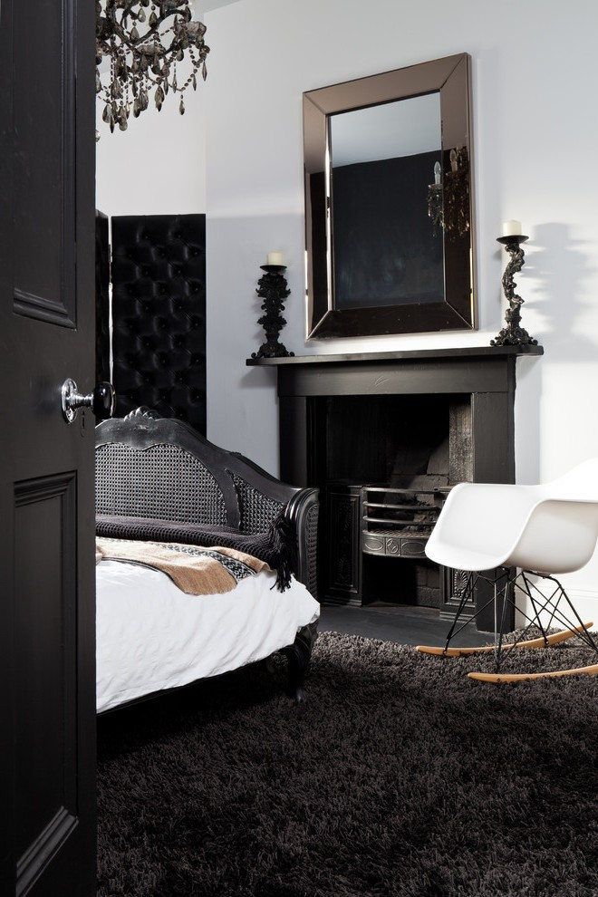 Black and Brown Bedroom Birmingham Black Brown Bedding Bedroom Modern with Leather