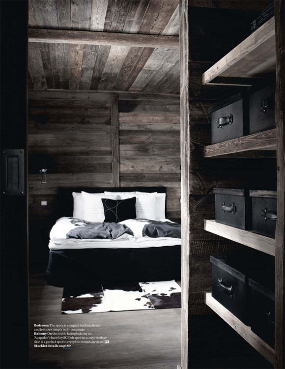 Black and Brown Bedroom Living In the Dark Black Grey and Brown Rooms at Home