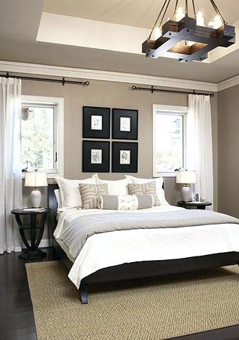 Black and Brown Bedroom New Grey and Brown Bedroom Gray Idea Modern Rustic White Bed