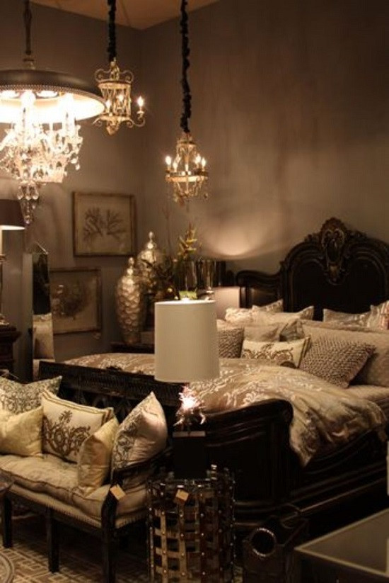 Black and Gold Bedroom Decor 35 Gorgeous Bedroom Designs with Gold Accents