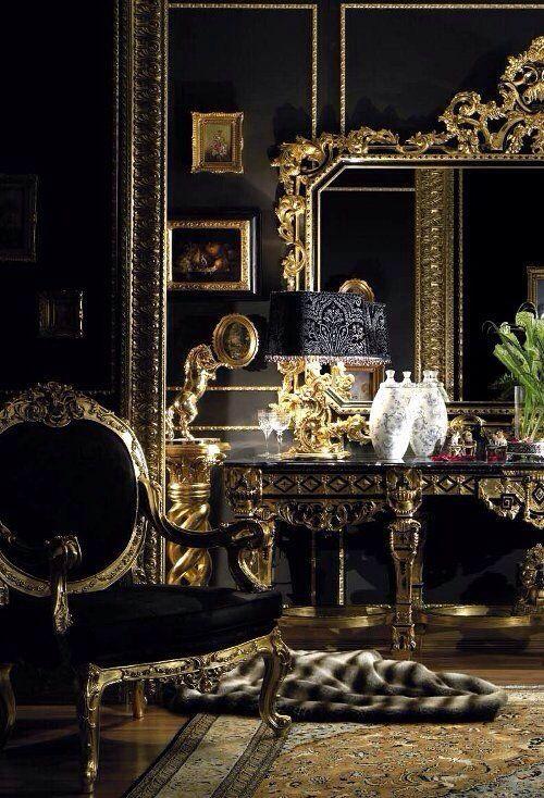 Black and Gold Bedroom Decor Bedroom Vanity Table Black Gold Bedroom Decor Inspiring