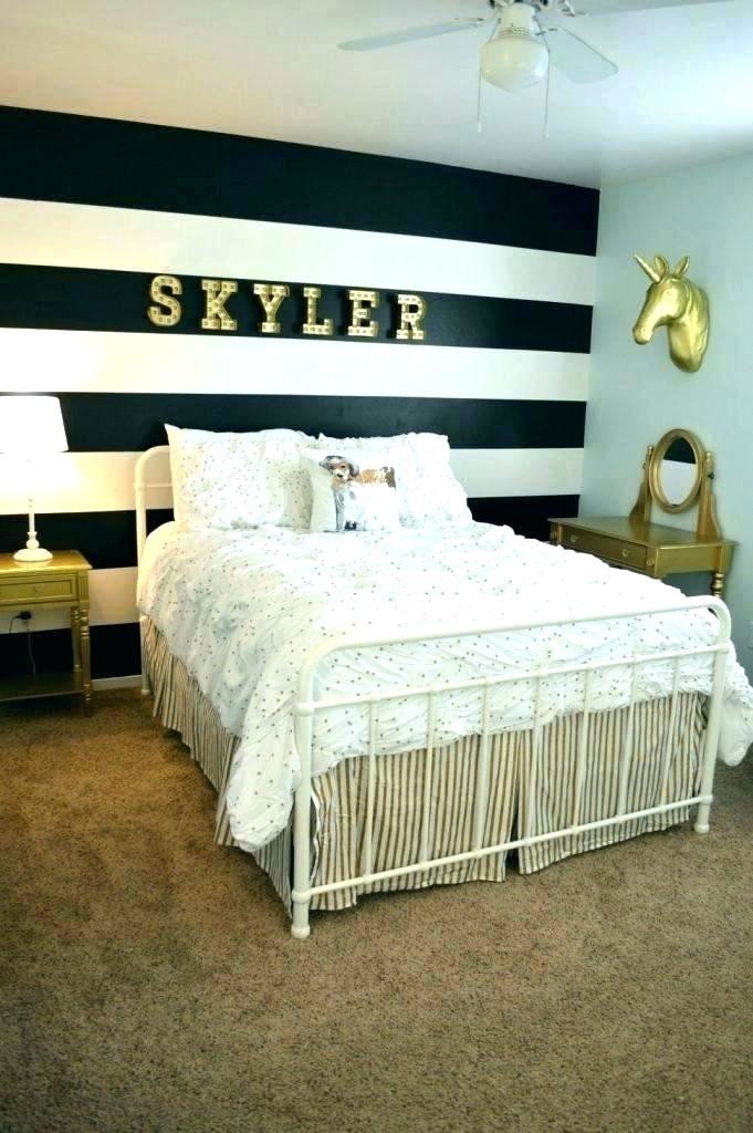 Black and Gold Bedroom Decor Black and Gold Room