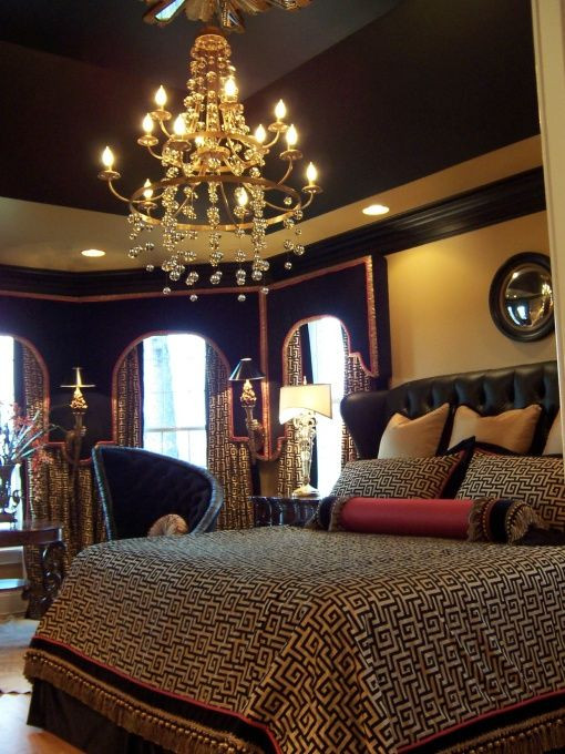 Black and Gold Bedroom Decor Information About Rate My Space