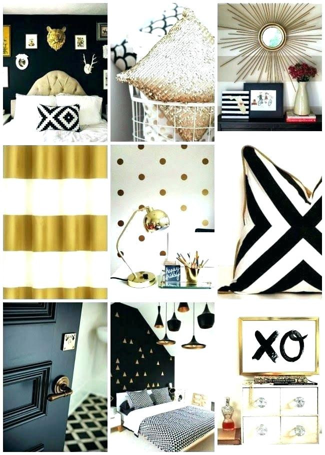 Black and Gold Bedroom Decor White and Gold Bedroom Ideas Decor Pink Black Living Room