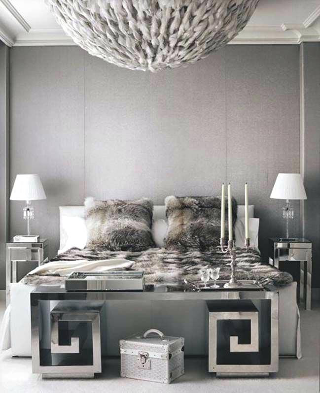 Black and Silver Bedroom Ideas Grey and Silver Bedroom