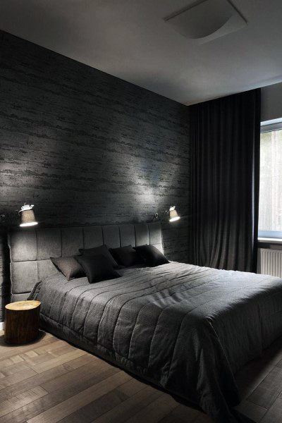 Black and Silver Bedroom Ideas top 60 Best Grey Bedroom Ideas Neutral Interior Designs