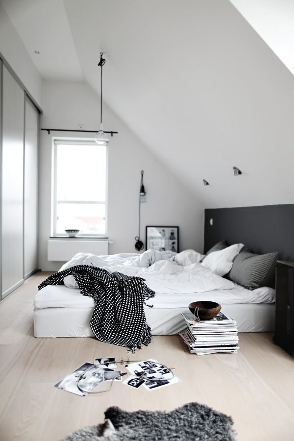 Black and White Bedroom Decor 35 Timeless Black and White Bedrooms that Know How to Stand Out