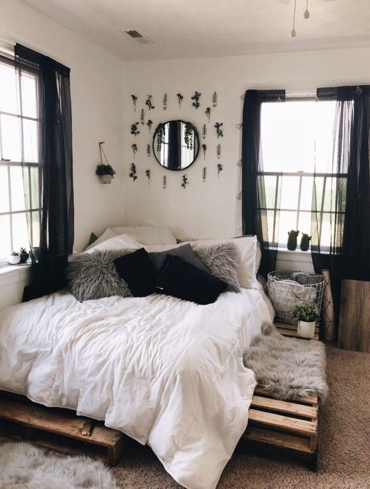 Black and White Bedroom Decor Black & White Bedroom Bedroom