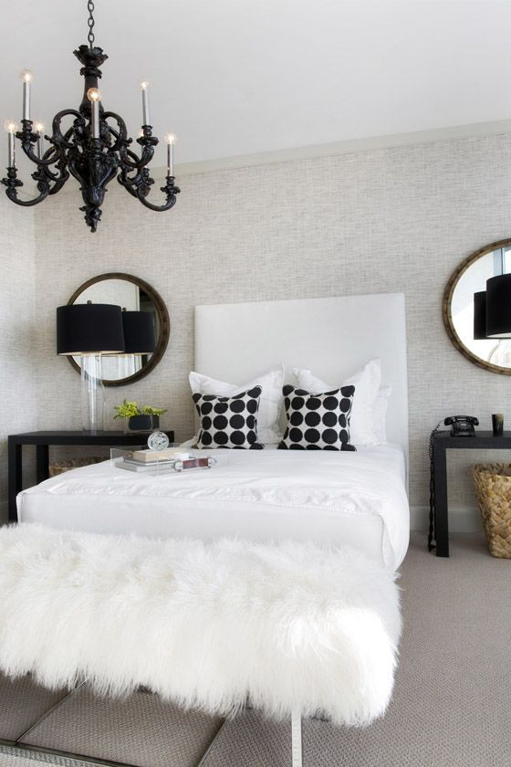 Black and White Bedroom Decor Black Bedroom Ideas Inspiration for Master Bedroom Designs