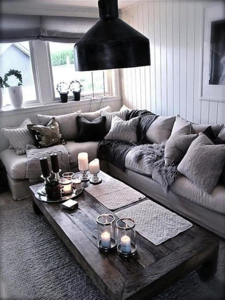 Black and White Living Room Decorating Ideas 29 Beautiful Black and Silver Living Room Ideas to Inspire