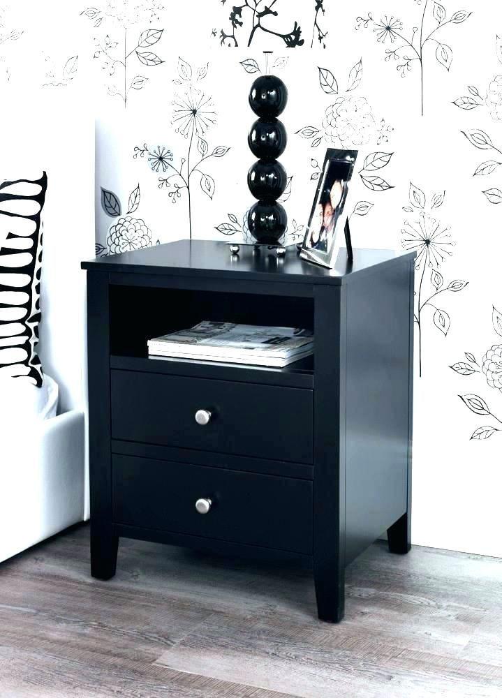 Black Bedroom Side Table Bedroom Side Tables