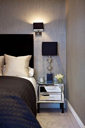 Black Bedroom Side Table Love these Side Tables for Master …