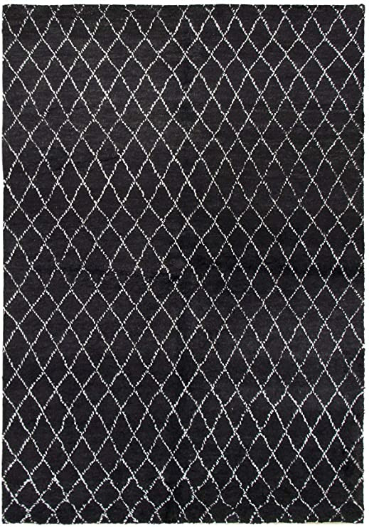 Black Rugs for Bedroom Amazon Ecarpet Gallery area Rug for Living Room