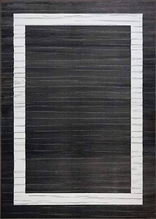 Black Rugs for Bedroom Amazon Ladole Rugs soft Innovative Boarder Contemporary