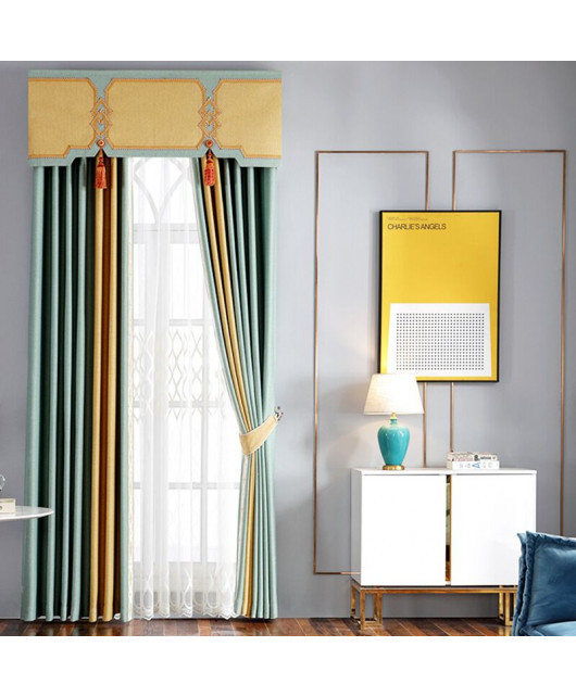 Blackout Drapes for Bedroom New Simple Modern Home Living Room Bedroom Balcony Blackout Curtains