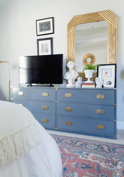 Blue and Gold Bedroom 75 Brilliant Blue Bedroom Ideas and S