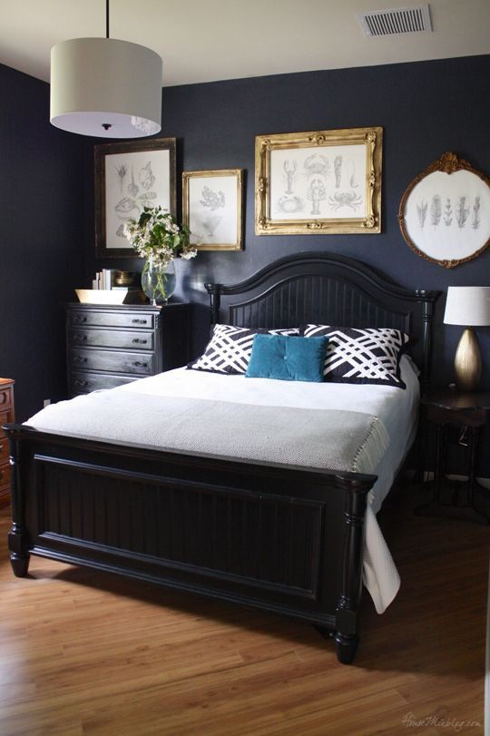 Blue and Gold Bedroom Navy Blue Bedroom and Home Office