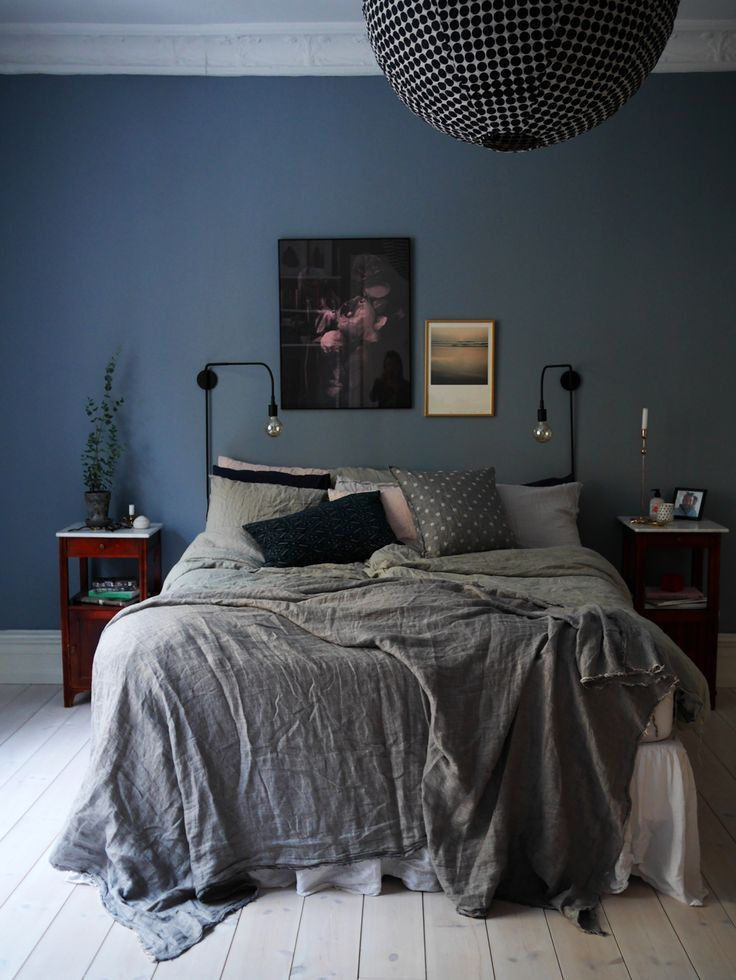 Blue and Gray Bedroom 20 Beautiful Blue and Gray Bedroom Designs
