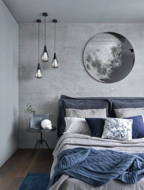 Blue and Gray Bedroom 47 Beautiful Blue and Gray Bedrooms Digsdigs