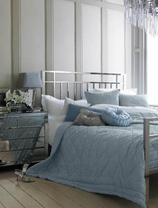 Blue and Gray Bedroom 47 Beautiful Blue and Gray Bedrooms