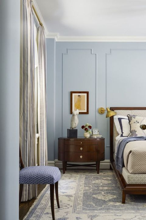 Blue and Gray Bedroom Best Blue Bedrooms Blue Room Ideas