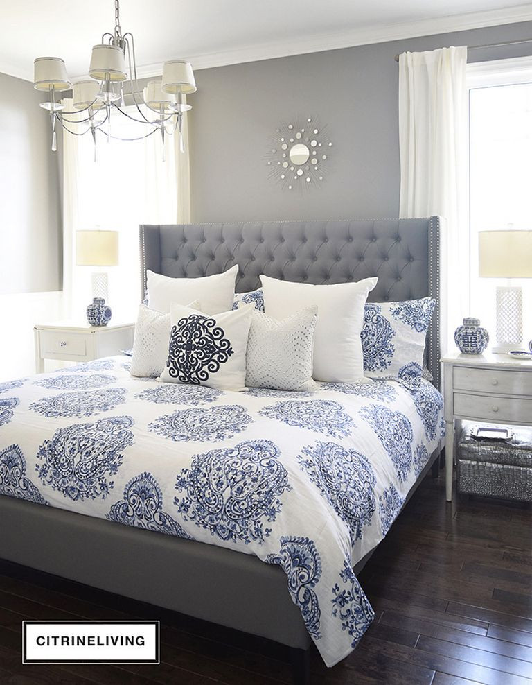 Blue and Gray Bedroom In the Instance Of Boy S Bedroom People Have A Tendency to