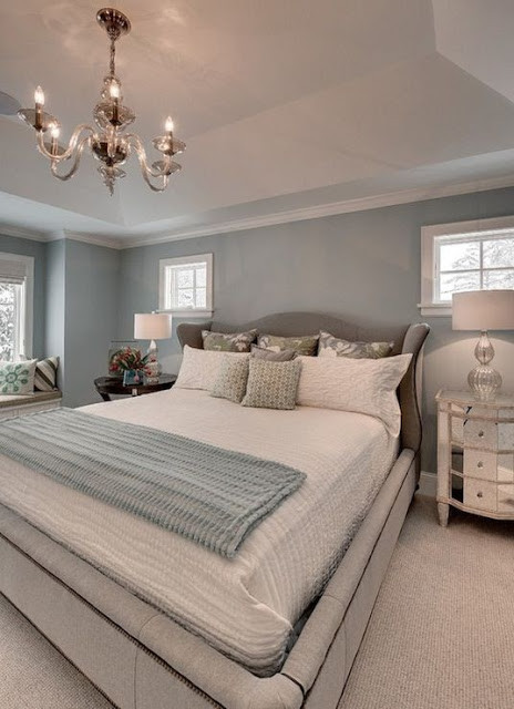 Blue and Gray Bedroom Light Blue and Gray Color Schemes Inspiration for Our
