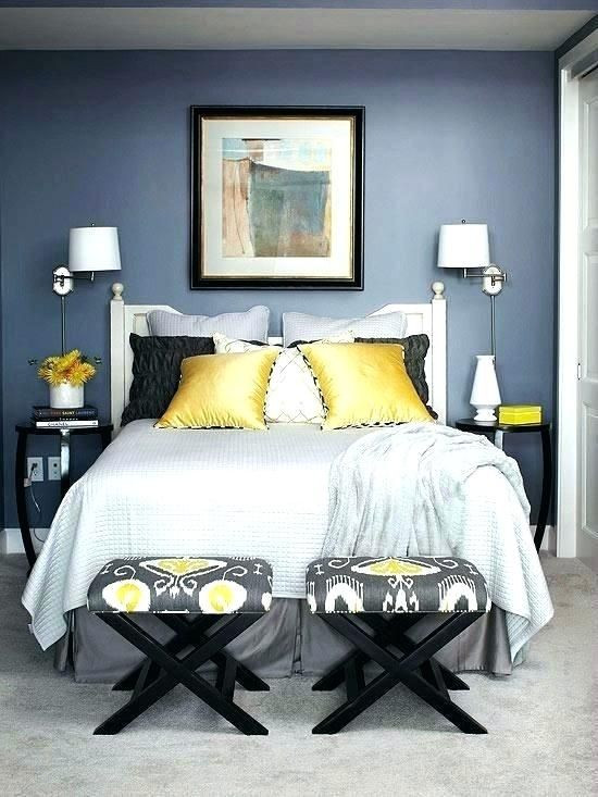 Blue and Gray Bedroom Navy Blue Yellow and Grey Bedroom Gray and Navy Bedroom