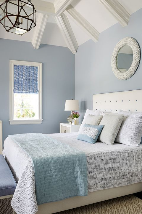 Blue and White Bedroom Decor 10 Beautiful Blue Bedroom Ideas 2020 How to Design A Blue