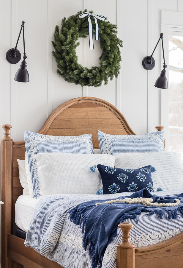 Blue and White Bedroom Decor Hot German Potato Salad
