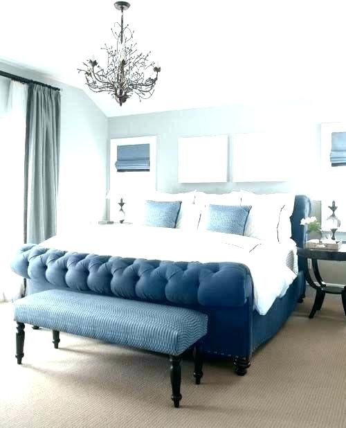 Blue and White Bedroom Decor Modern Navy and White Bedroom – Reiskerzefo