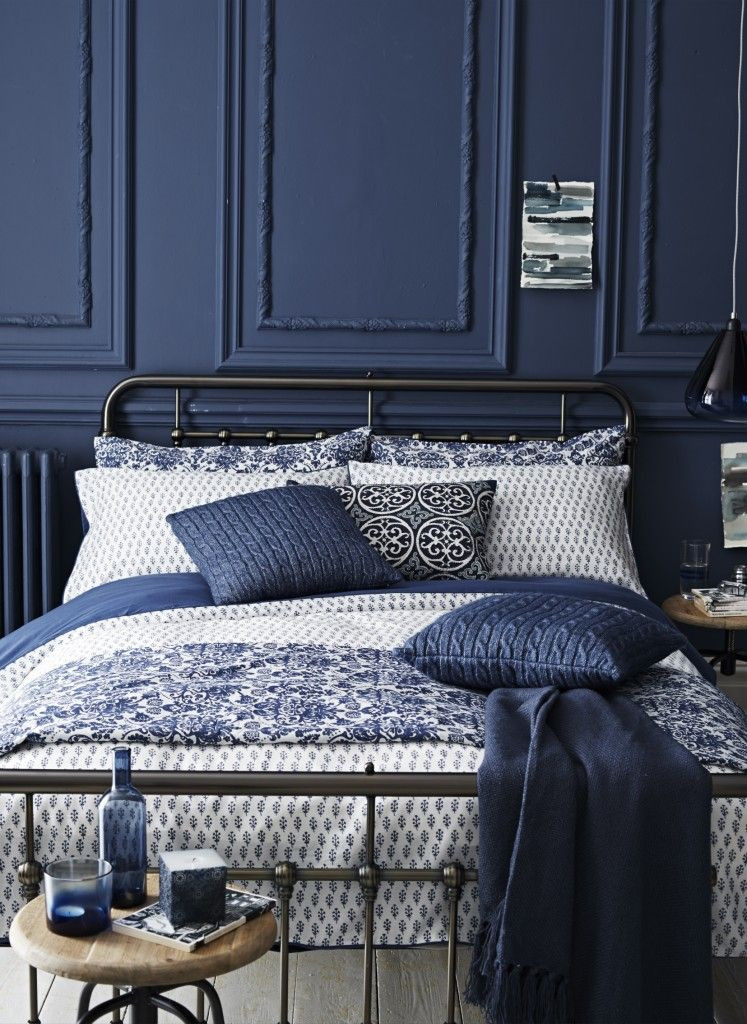 Blue and White Bedroom Ideas 57 Awesome Design Ideas for Your Bedroom