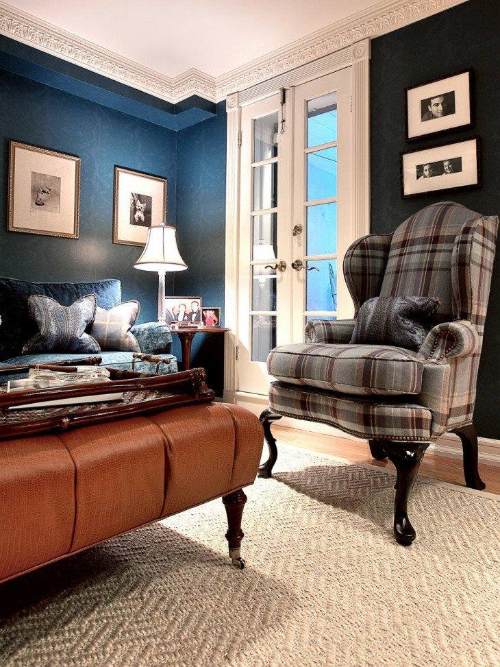 Blue Living Room Decor Ideas 19 Blue Living Room Designs Decorating Ideas