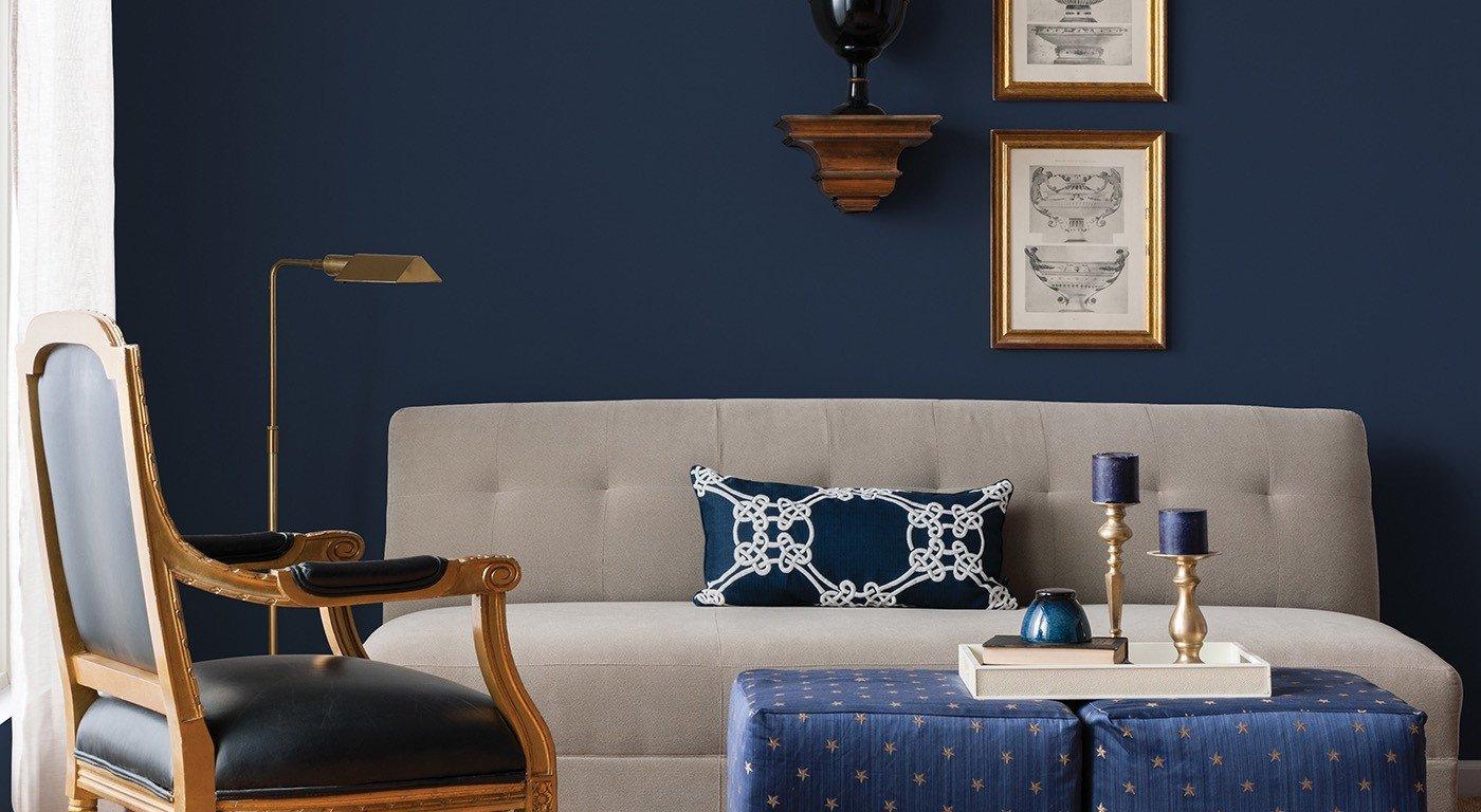 Blue Living Room Decor Ideas 50 Shades Of Blue – Home Decor