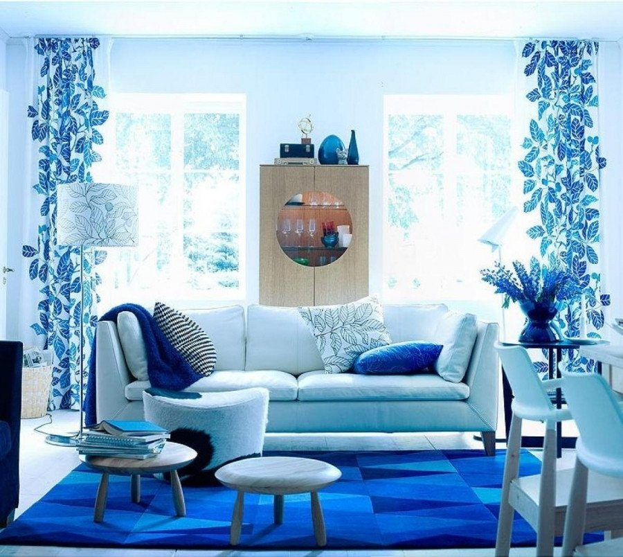 Blue Living Room Decor Ideas Color Decorating Ideas for Living Rooms Royal Blue Room