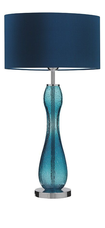 Blue Table Lamps Bedroom Instyle Decor Blue Table Lamps Designer Table Lamps