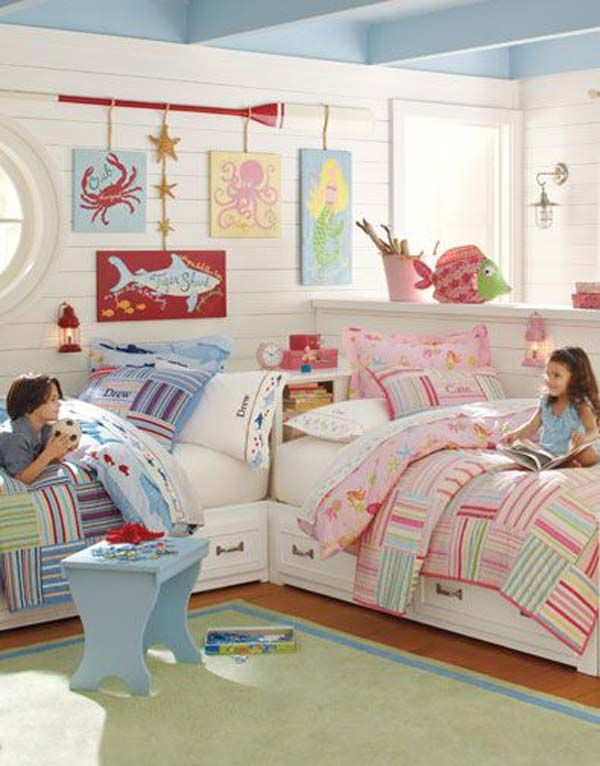 Boy and Girl In Bedroom 20 Brilliant Ideas for Boy & Girl D Bedroom