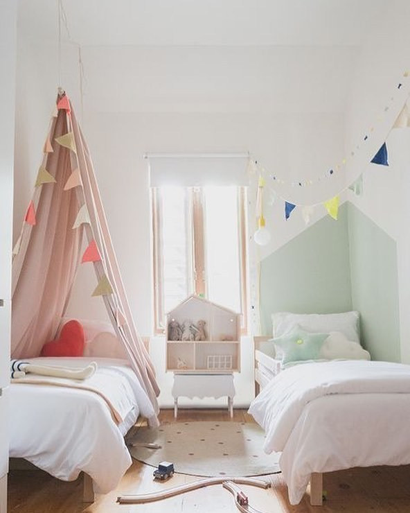 Boy and Girl In Bedroom 25 Ideas for Designing D Kids Rooms