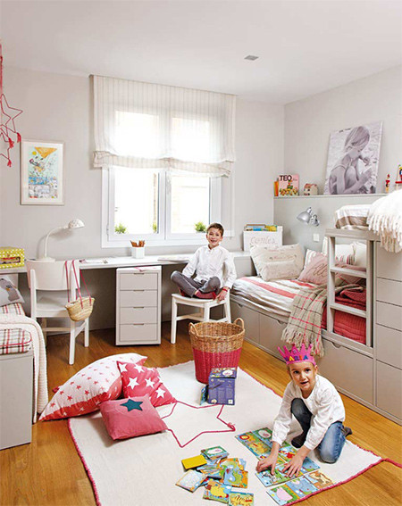 Boy and Girl In Bedroom Home Dzine Bedrooms