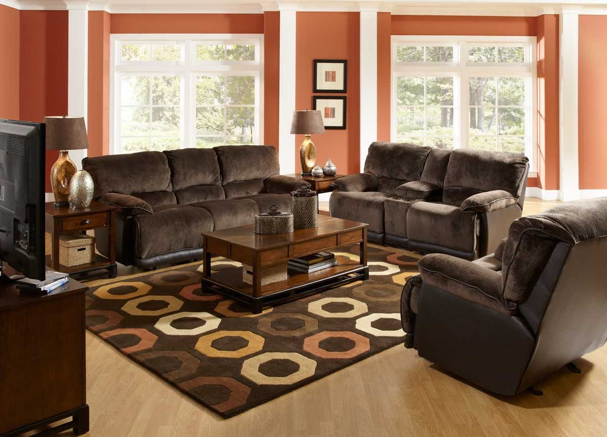 Brown Furniture Living Room Decor Awesome Brown sofa Living Room Design Ideas
