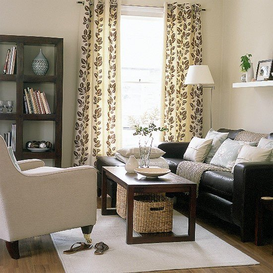 Brown Furniture Living Room Decor Dark Brown Couch Living Room Decor Relaxed Modern Living