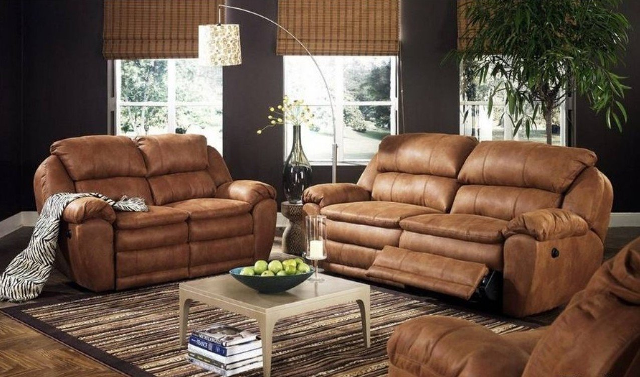 Brown Furniture Living Room Decor Living Room Decor with Brown Sectional