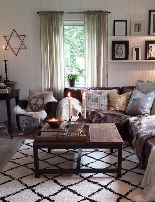 Brown Furniture Living Room Decor Neutral Living Room with Dark Brown Couches Google