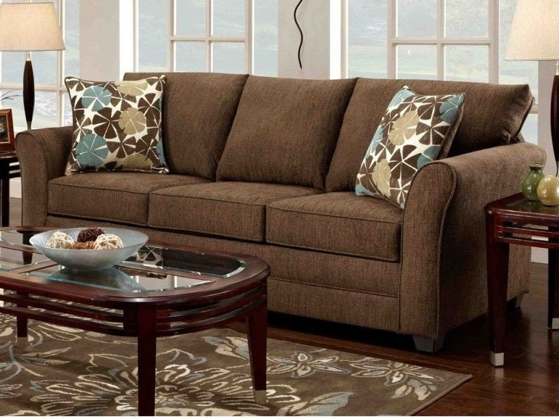Brown Furniture Living Room Decor Tan Couches Decorating Ideas